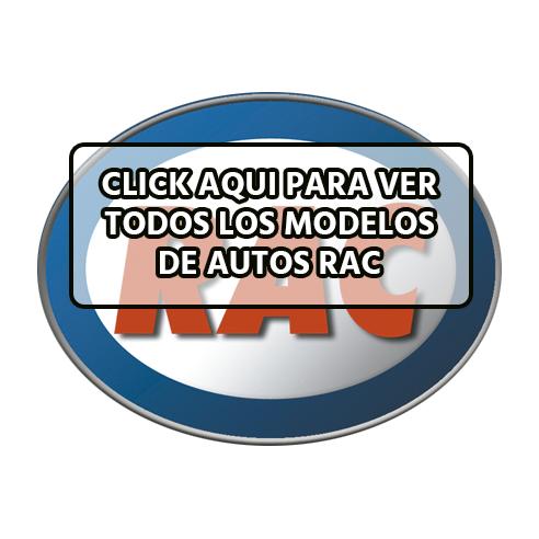 """RAC"" Autos para pistas"
